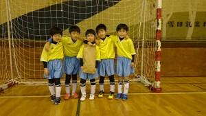 会長杯U-8優勝